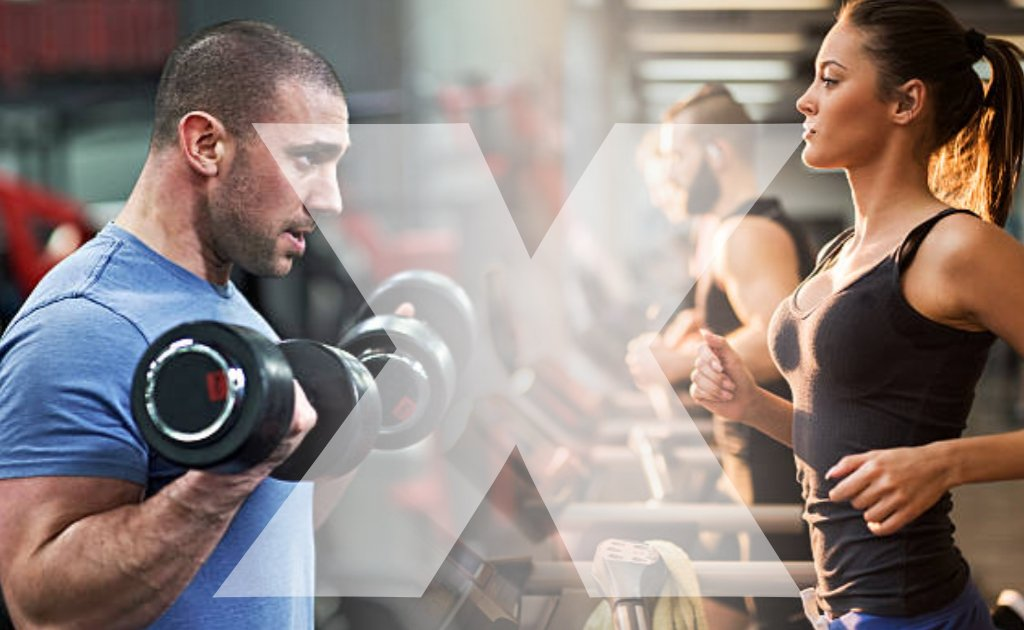 Resultado de imagem para musculação aerobico perda peso como é