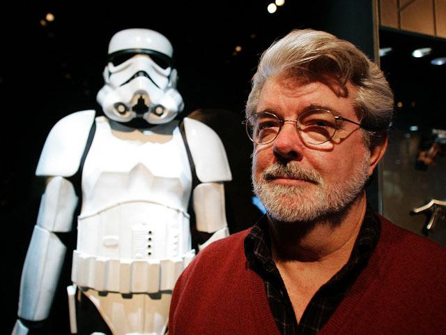 Resultado de imagem para George Lucas rico