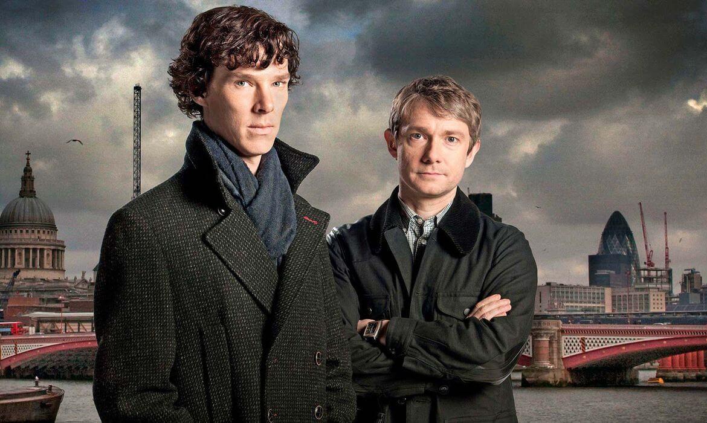 TV Brasil exibe série inglesa Sherlock   Agência Brasil