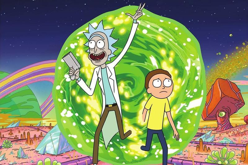 Rick and Morty' Season 4 Interview   HYPEBEAST