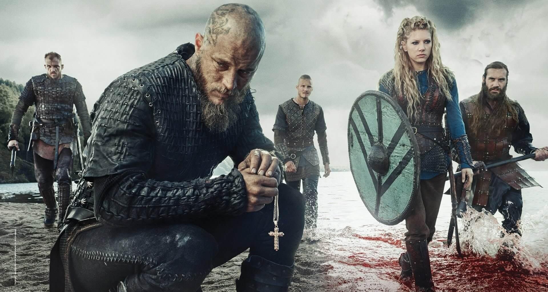 Está voltando? Ator de Vikings empolga fãs com revelação sobre Ragnar